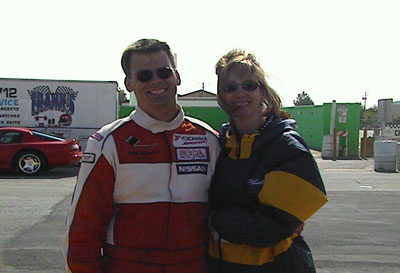 Erik and Sherry Messley